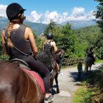 A cavallo in Valchiusella